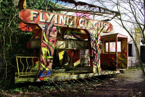 Abandoned Attraction