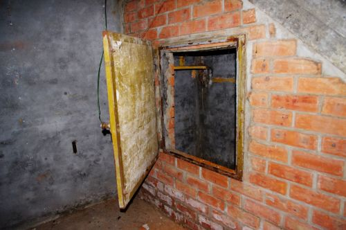Abandoned Cellar