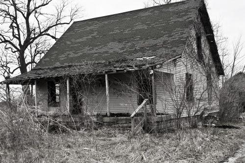namas namas namas, & nbsp, namai, kaimo nykimas, apleistas namas