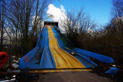 Abandoned Multi-slide