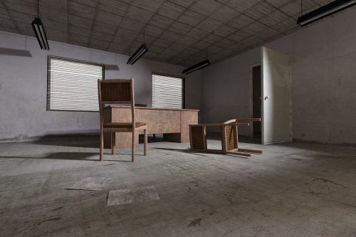 abandoned room abandon decay