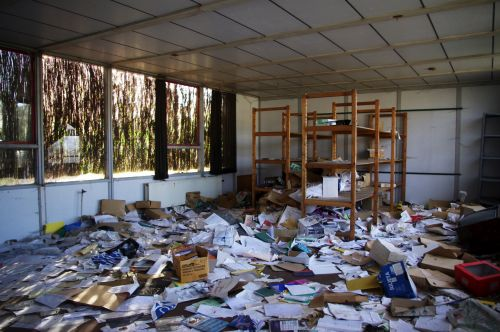 Abandoned School Archive