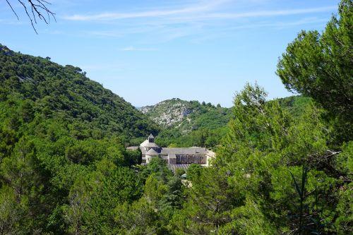 abbaye de sénanque monastery abbey