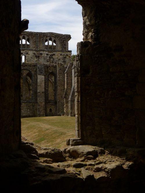 abbey ruins monastery