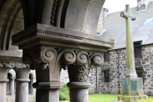 abbey cloister architecture