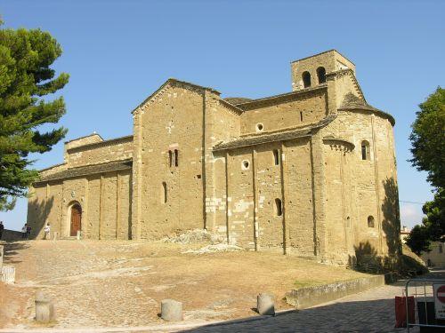 abbey san leo rimini