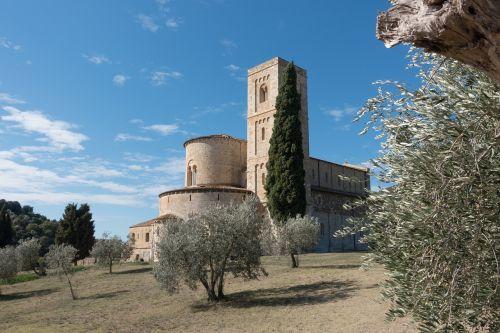 abbey monastery church