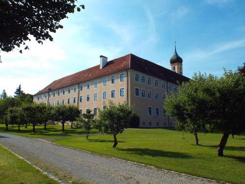 abbey oberschönenfeld cistercian abbey convent building