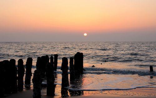 abendstimmung sylt sunset