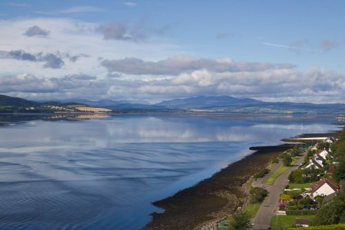 aberdeen beauly firth
