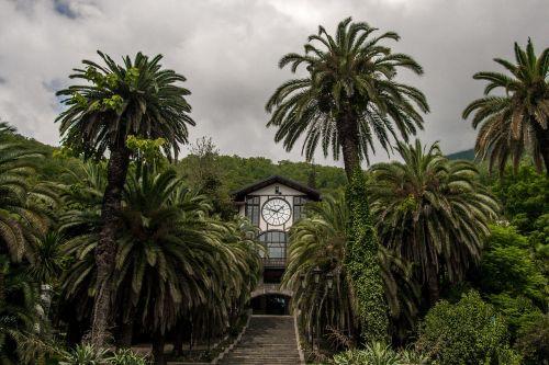 abkhazia gagra mansion