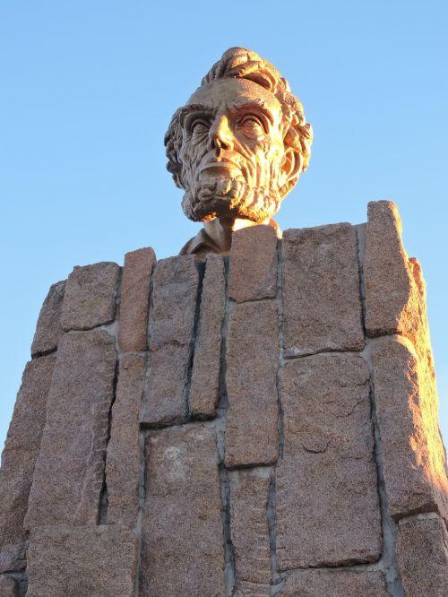 abraham lincoln monument memorial