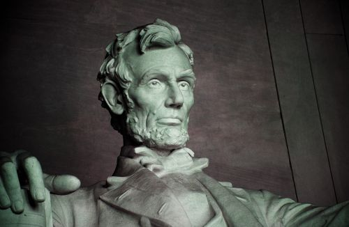 abraham lincoln lincoln memorial washington dc