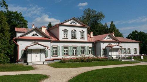 abramtzevo  russia  museum