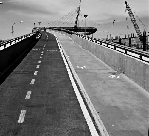 abruzzo pescara bridge of the sea