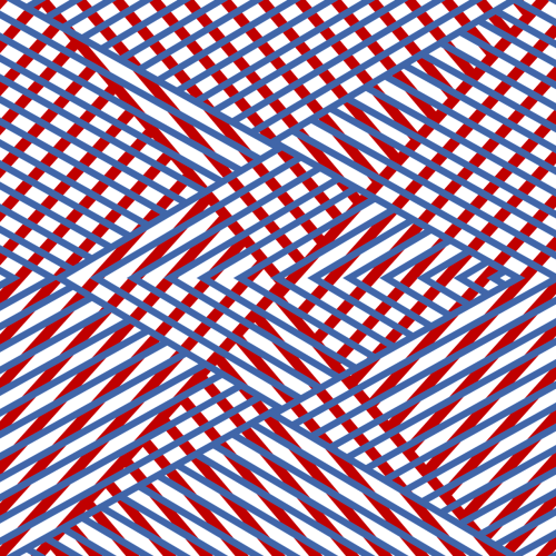 abstract chaos confusion