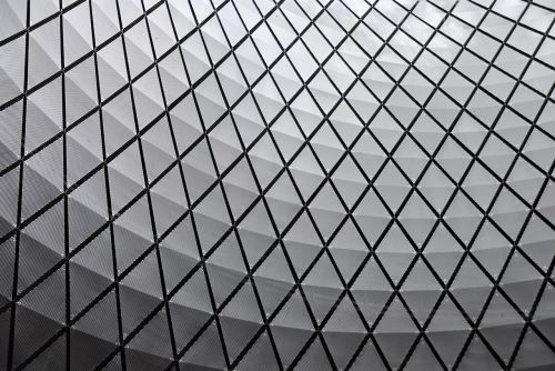 abstract pattern architecture