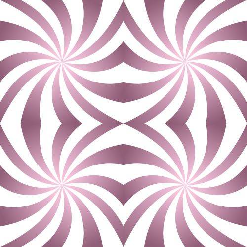 abstract twirl pattern
