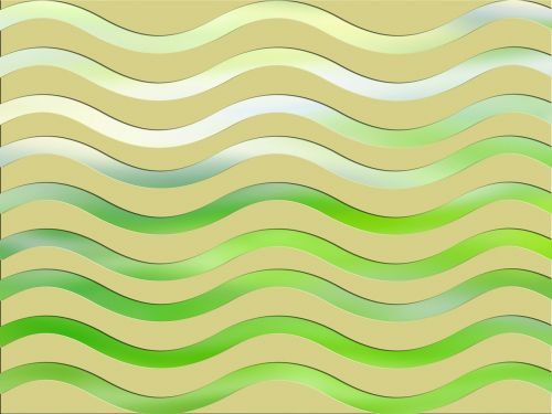 abstract digital waves background