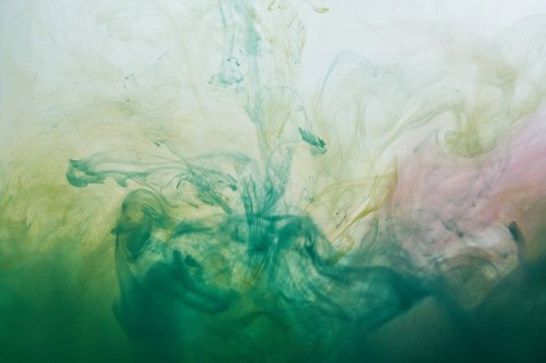 abstract  ink  water