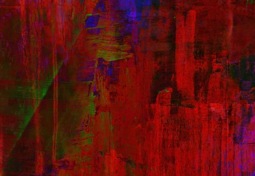 abstract painting bold