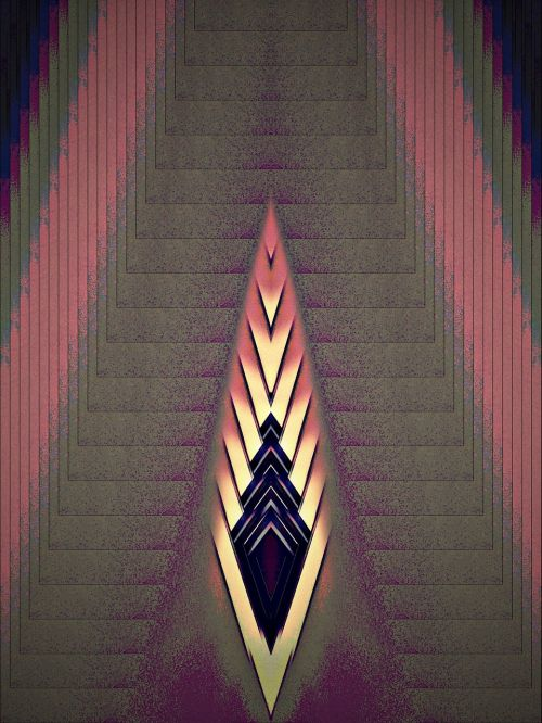 abstract geometrico geometric