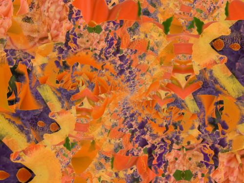 colorful abstract textures