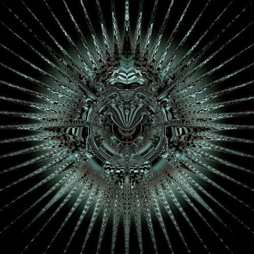 abstract art fractal artwork
