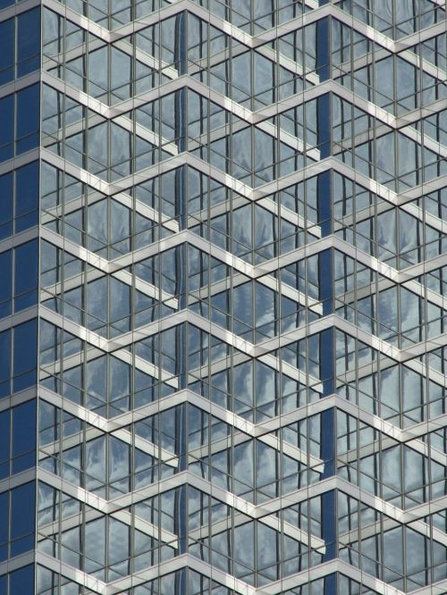 abstract building pattern skyline buildings