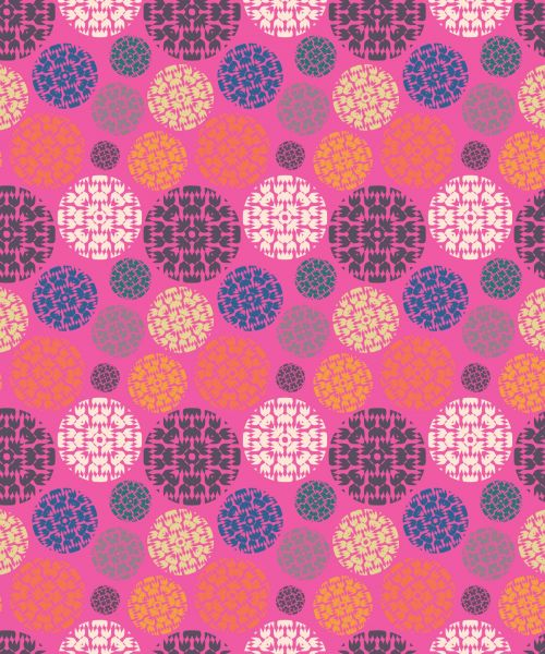 Abstract Dotted Pattern