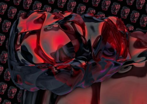 Abstract Form Contortion
