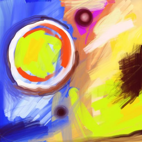 Abstract Mess