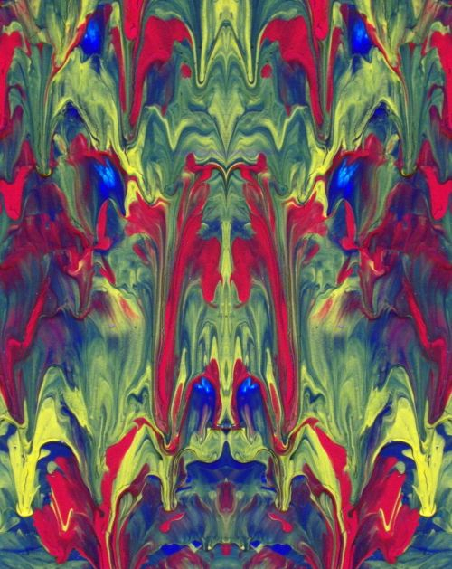 Abstract Mirror Effect