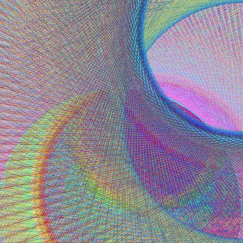 Abstract Net Wallpaper
