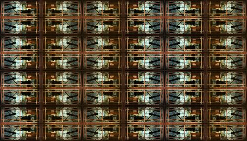 Abstract Pattern Repeat