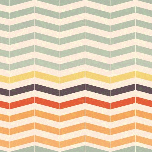 Abstract Vintage Lines