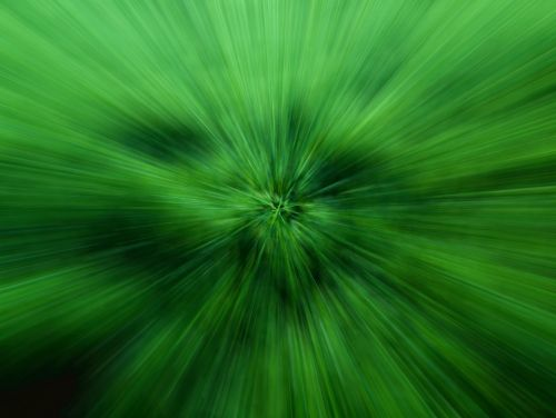 abstraction the prospect of green