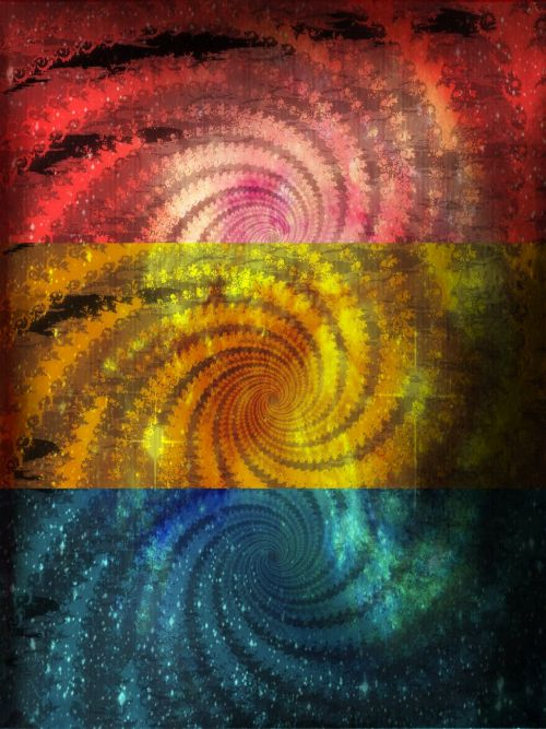 Abstraction Fractal