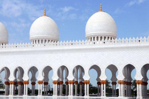 abu dhabi sheikh zayed mosque architecture