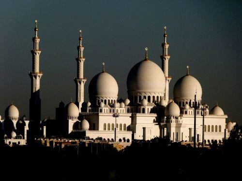 abu dhabi mosque islam