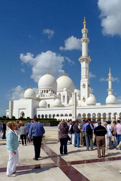 abu dhabi sheikh zayid mosque mosque