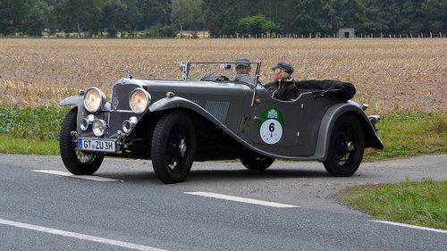 ac 16 66  oldtimer  auto