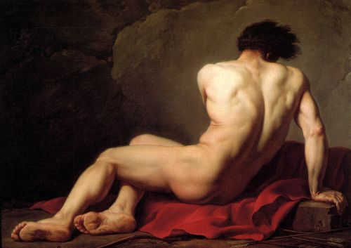 academy patroclus jacques-louis david