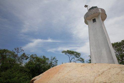 acapulco  mexico  lighthouse