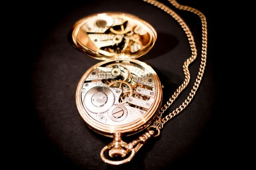 accessory analog watch chain