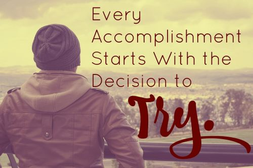 accomplish quote motivation
