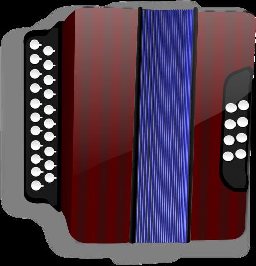 accordion concertina harmonica