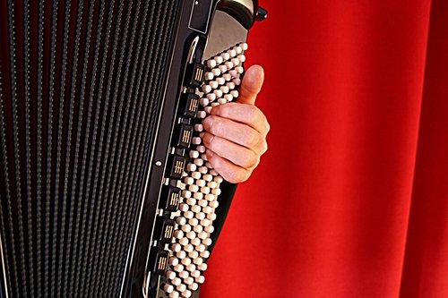 accordion  keyboard instrument  music