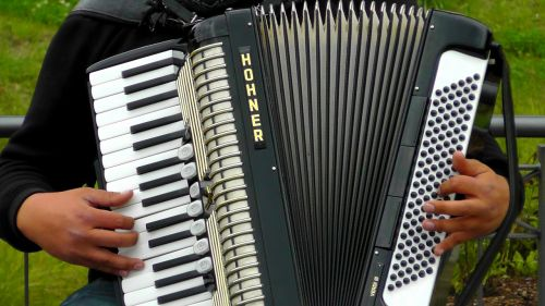 accordion musical instruments sound