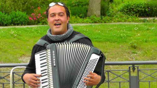 accordion player accordion musician